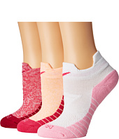 Nike - Dry Cushion Graphic Low Training Socks 3-Pair Pack