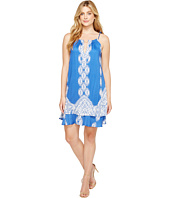 Hale Bob - Summer League Rayon Stretch Woven Tie Dress