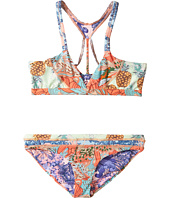 Maaji Kids - Orange Colada Bikini Set (Toddler/Little Kids/Big Kids)