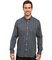 Nautica - Long Sleeve Wrinkle Resistant Medium Plaid Shirt