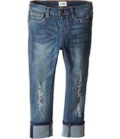 Hudson Kids - Ginny Crop Jeans in Sanded Wash (Toddler/Little Kids)