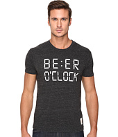 The Original Retro Brand - Beer O'Clock Tri-Blend Short Sleeve Tee