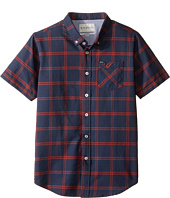 Rip Curl Kids - Wilton Short Sleeve Shirt (Big Kids)