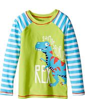 Hatley Kids - Roaring T-Rex Rashguard (Toddler/Little Kids/Big Kids)