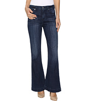 7 For All Mankind - Tailorless Ginger in Bordeaux Broken Twill