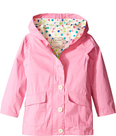 Hatley Kids - Colorful Polka Dots Cotton Coated Raincoat (Toddler/Little Kids/Big Kids)
