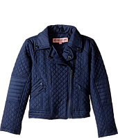 Urban Republic Kids - Moto Thinfill Quilted Jacket (Little Kids/Big Kids)