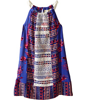 Roxy Kids - Printed Halter Dress (Toddler/Little Kids)