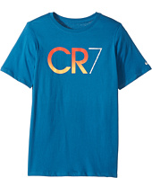 Nike Kids - CR7 Soccer T-Shirt (Little Kids/Big Kids)