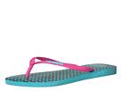 Slim Retro Flip Flops