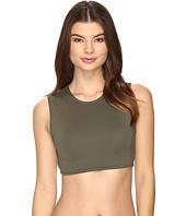 Vince Camuto - Fiji Solids Strappy Cropped Bikini Top