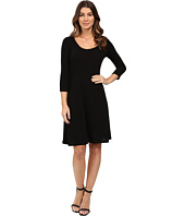 Karen Kane - 3/4 Sleeve Sweater Dress