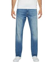 Mavi Jeans - Myles Mid-Rise Straight Leg in Mid Blue Portland