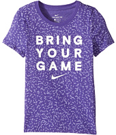Nike Kids - Dry Basketball Tee (Little Kids/Big Kids)