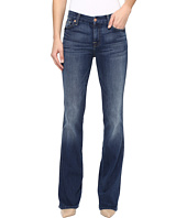 7 For All Mankind - Kimmie Boot in Rich Coastal Blue