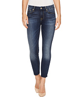 7 For All Mankind - Kimmie Crop in Iron Cove