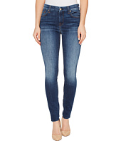 7 For All Mankind - The Ankle Skinny in Heritage Feather Weight