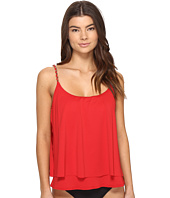 MICHAEL Michael Kors - Chain Solids Layed Tankini Top