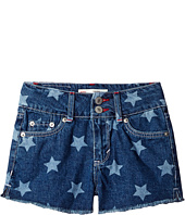Levi's® Kids - High-Rise Novelty Shorty Shorts (Big Kids)