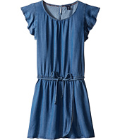 Tommy Hilfiger Kids - Flowy Denim Dress (Big Kids)
