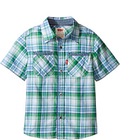 Levi's® Kids - Seacliff Short Sleeve Shirt (Little Kids)