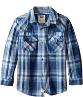 Levi's® Kids - Barstow Plaid Western Shirt (Toddler)
