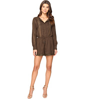 Adelyn Rae - Long Sleeve Romper