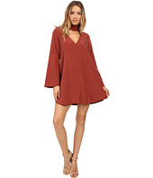 Brigitte Bailey - Leta Long Sleeve Keyhole Dress