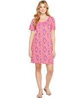 Fresh Produce - Sunset Sky Allure T-Shirt Dress