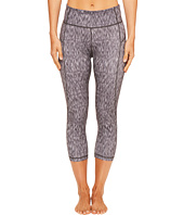 adidas - Heathered Ikat Performer High-Rise 3/4 Tights