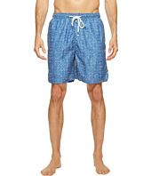 True Grit - Waterman Bali Drawstring Swim Shorts w/ Lining