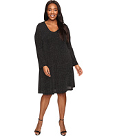 Karen Kane Plus - Plus Size Diamond Dust Taylor Dress