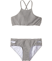 Seafolly Kids - Riviera Belle Stripe Tankini Set (Little Kids/Big Kids)