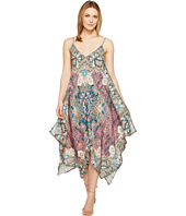 Tolani - Drew Handkerchief Maxi Dress