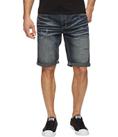 Buffalo David Bitton - Six Denim Shorts in Dark Tinted