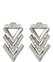 Eddie Borgo - Twill Chevron Earrings