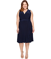 B Collection by Bobeau Curvy - Plus Size Addie Wrap Dress
