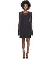 McQ - Fine Crochet Dress