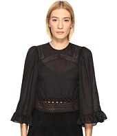 McQ - Volume Sleeve Top