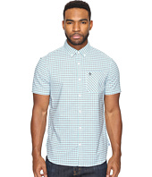 Original Penguin - Short Sleeve Tricolor Oxford