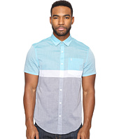 Original Penguin - Short Sleeve Color Block Lawn