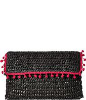 San Diego Hat Company - BSB1703 Rectangular Paper Crochet Clutch