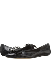 Marc Jacobs - Interlock Pointy Toe Ballerina