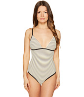 La Perla - Daylight Striped One-Piece