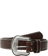 M&F Western - Basketweave Overlay Belt