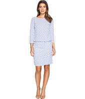 Hatley - Boat Neck Ruched Dress