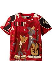 Dolce & Gabbana Kids - Mambo Club T-Shirt (Toddler/Little Kids)