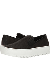 Salvatore Ferragamo - Leather Slip-On Sneaker