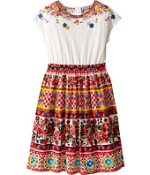 Dolce & Gabbana Kids - Mambo Dress (Big Kids)
