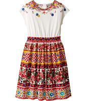 Dolce & Gabbana Kids - Mambo Dress (Big Kids)
